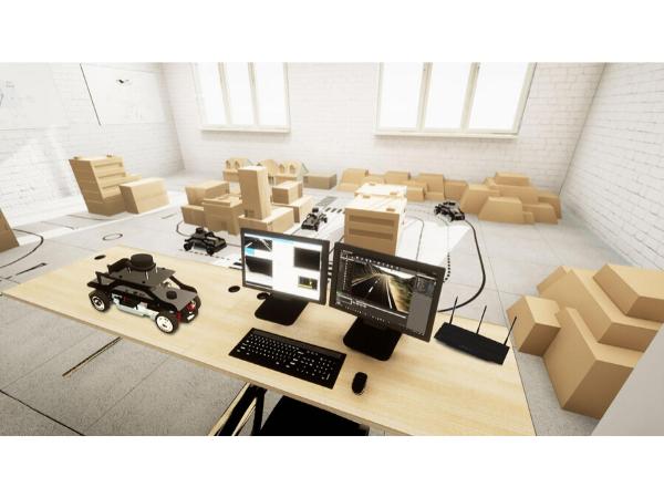 Laboratorium Samochodu Autonomicznego QCAR