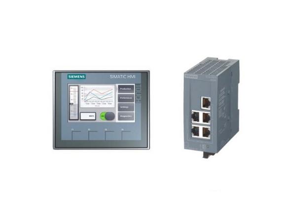 Zestaw edukacyjny paneli Siemens KTP400 Basic