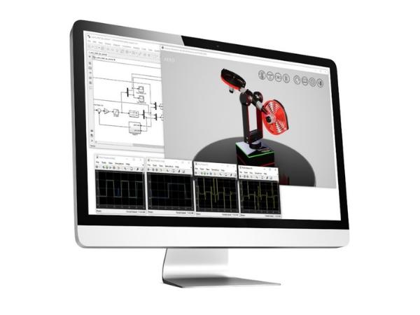 Wirtualne laboratorium – Quanser QLabs Controls