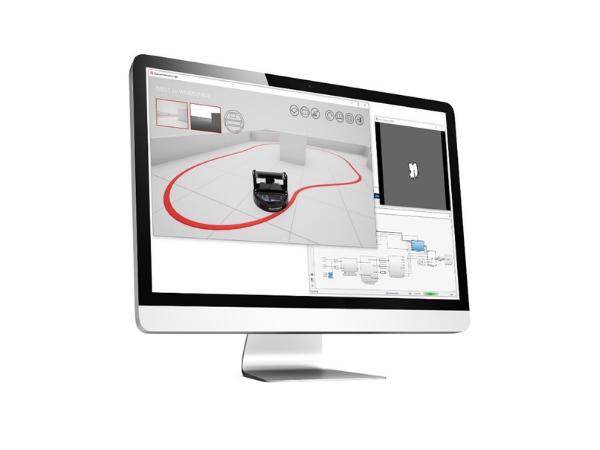 Wirtualne laboratorium – Quanser QLabs QBot 2e
